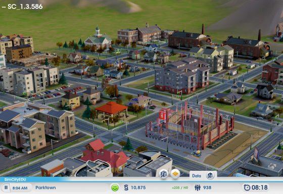 SimCity EDU